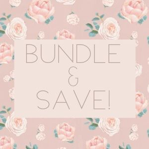 Accessories - Bundle your likes & I will send a private offer!